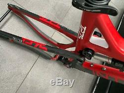 Intense Tracer Carbon MTB Frame, mint condition with Rockshox Monarch shock